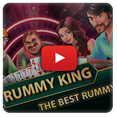 Rummy King Video